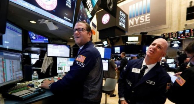 Major markets ended lower for the third straight week as U.S. trade policy took its toll on investor and businessconfidence.