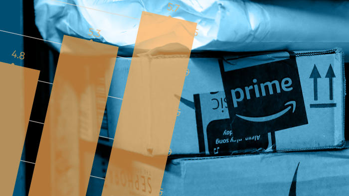 Amazon is driving brands to increase their advertising on its website for next week's Prime Day, its annual sales event — potentially giving another boost to a revenue stream that has brought the ecommerce group into competition with Google and Facebook, the dominant forces in digital advertising.