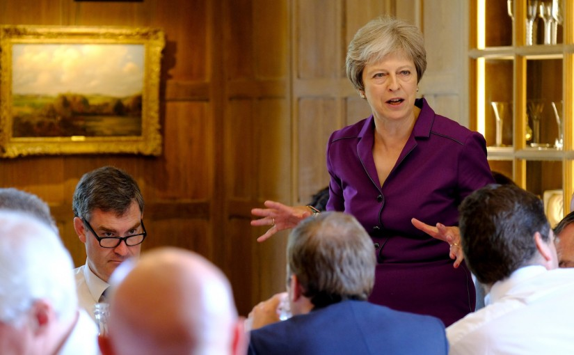 "Theresa May has moved to strengthen her grip over Eurosceptics in her cabinet, telling them that if they now disown the ""soft-Brexit"" strategy agreed at Chequers on Friday they will be sacked."
