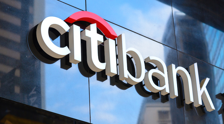 citibank-stock