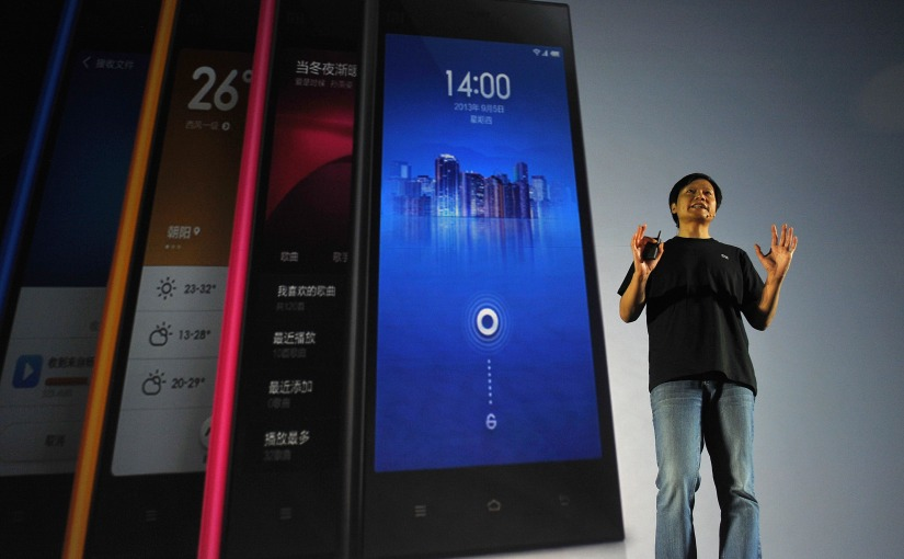 Xiaomi creates new management jobs aimed at CEO succession planning.