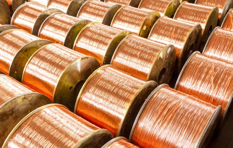 Metal prices were in rally mode Friday as copper hit 12-week highs, shrugging off a strong dollar on easing trade warfears.