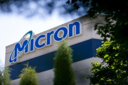 The headquarters building of Micron Technology Inc. stands in Boise, Idaho, U.S., on Wednesday, Aug. 4, 2010. The Boise metropolitan area, home to a third of Idaho's 1.54 million residents, has been pummeled by housing-related construction and retail job losses, as well as layoffs at chipmaker Micron Technology Inc. and grocer Albertsons. Home seizures in the second quarter soared 822 percent in Idaho, which had a jobless rate of 8.8 percent in July. Photographer: Matthew Staver/Bloomberg via Getty Images