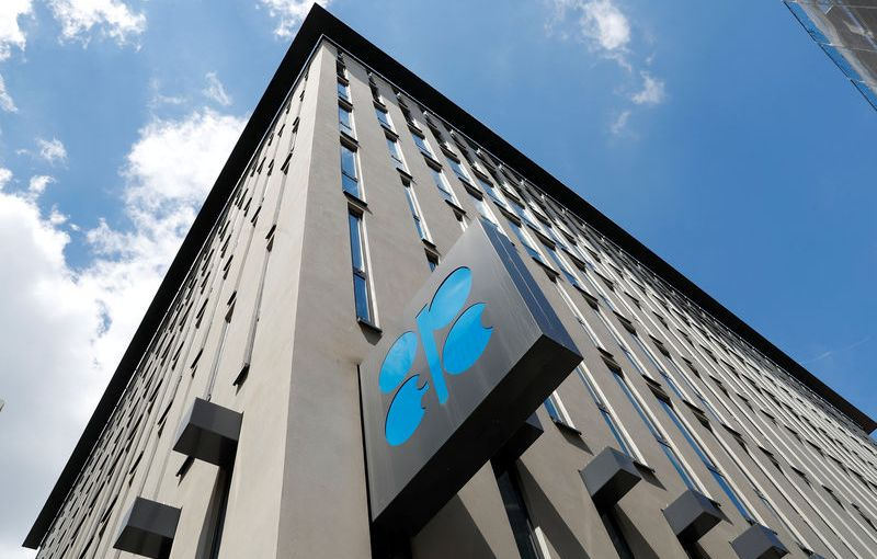 OPEC and its allies reduced oil output in August as a drop in Iranian supply due to U.S. sanctions derailed their attempts to raise production to agreed levels, delegates said on Saturday as the energy producers prepared to hold talks in Algiers.