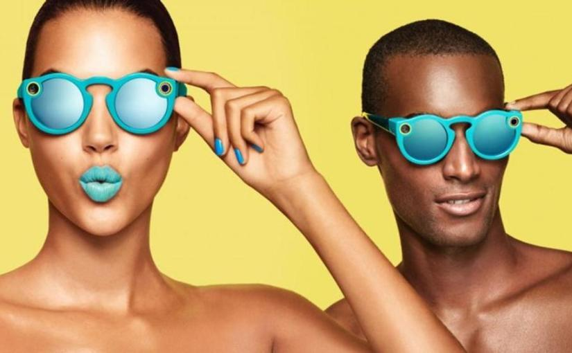 Snap Inc is back at it with another line of new Spectacles eyewear to pair with messaging app Snapchat. This time, the tech brand is directly eyeing the fashion industry, dropping the new frames in time for New York Fashion Week.