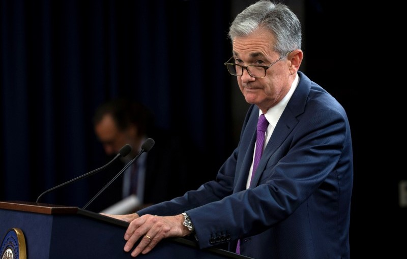 The Federal Reserve issued a cautionary note Wednesday about risks to financialstability