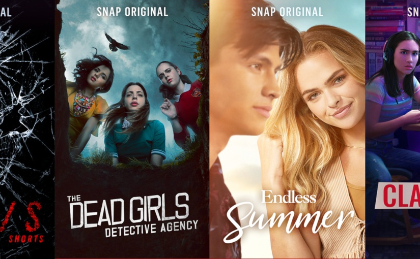 Snap today announced a slate of self-produced programming. The dozen shows, which will be part of a new program called Snap Originals.
