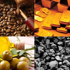 commodities-Stock-Market