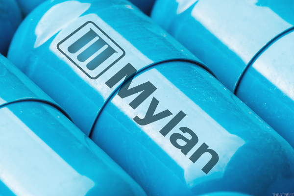 Stock Market News – Mylan shares are soaring after earnings at the generic drugmaker topforecasts