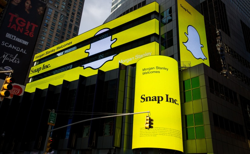 Snap Inc. said the U.S. Justice Department and SEC are looking into allegations it misled investors ahead of its initial public offering last year.