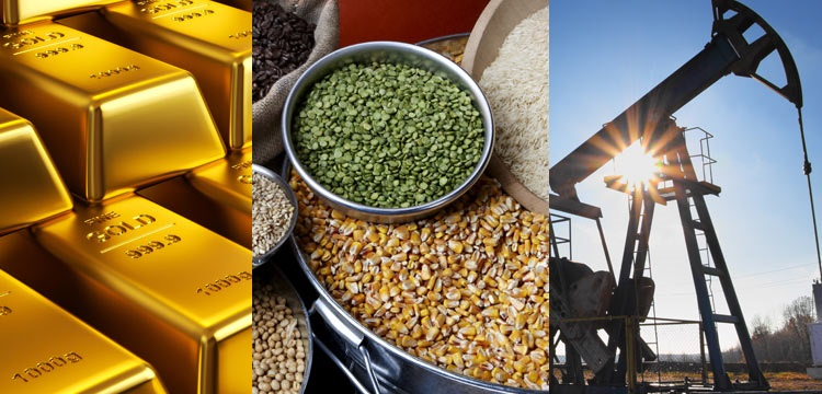 China's commodities imports falls highlighting economicweakness