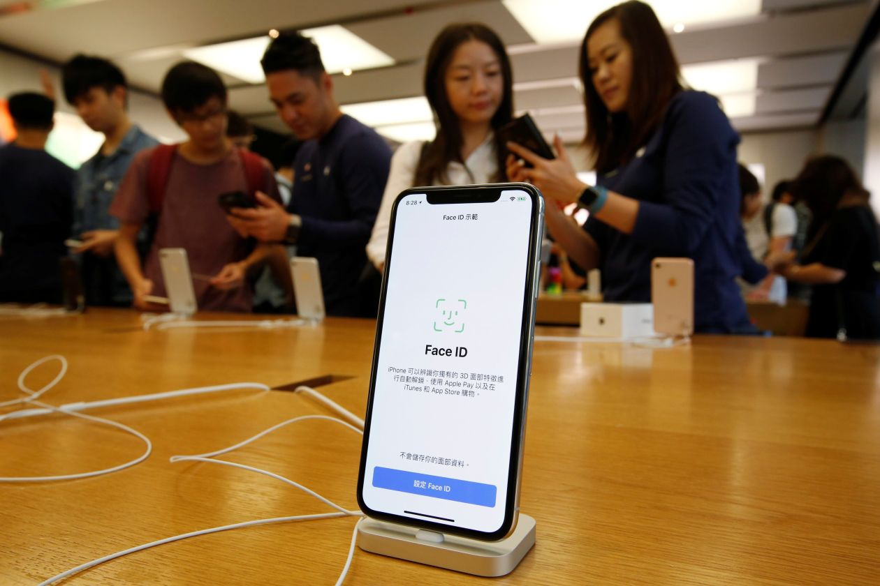 Chinese court rules that Apple infringed on two nonstandard