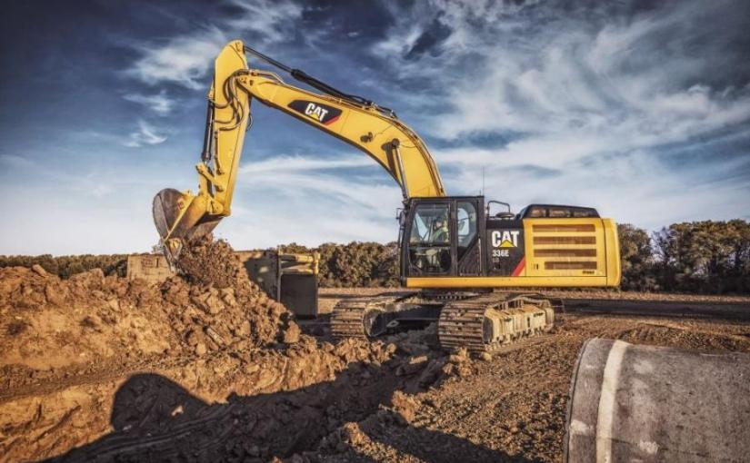 Caterpillar Inc. set lower-than-expected profit targets for 2019, as China's slowing economy and higher material and transportation costs weighed on the machinerygiant