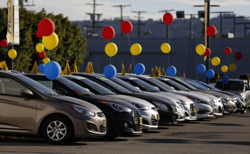 Analysts Warn Car Makers Could Be Forced To Cut Factory Production With U.S. Auto Sales Expected To Weaken In2019