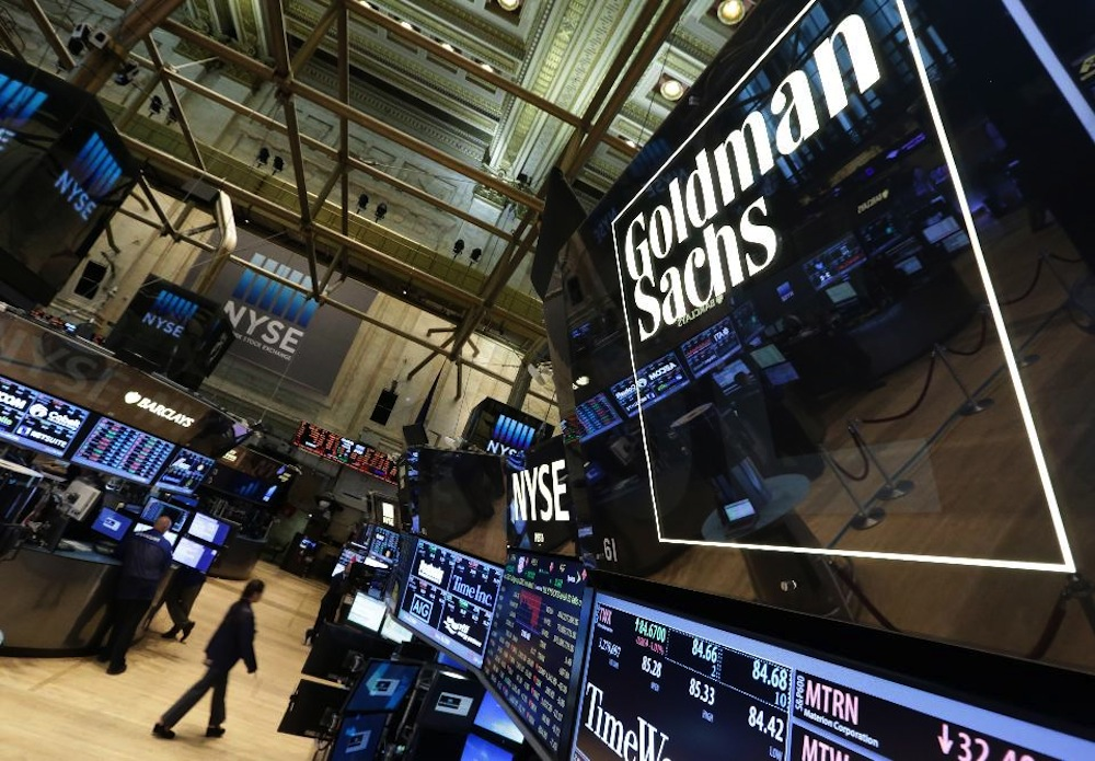 `Today's Stock Market News – Goldman Sachs: Don't Expect Stock Market Gains In 2019.