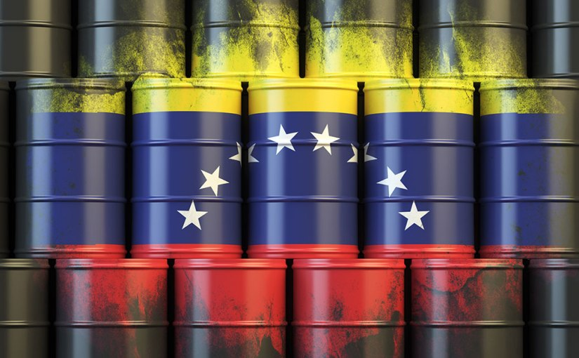Major Global Powers Ordered To Stop Trading Oil And Gold Assets With The Venezuela