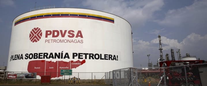 Venezuela Seeks OPEC Support Against U.S. Sanctions Imposed On His Country's Oil Industry
