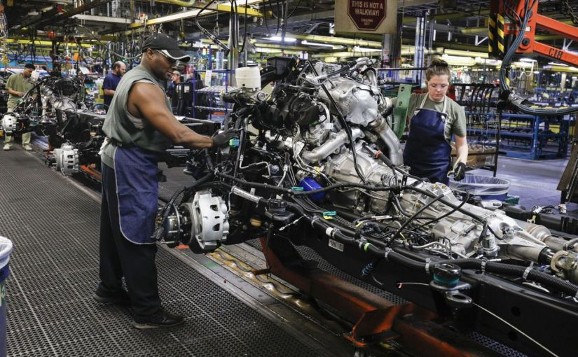 U.S. Manufacturing Output Declined For The Second Consecutive Month InFebruary