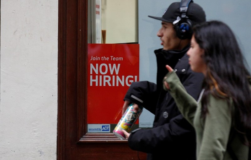 The U.S. Economy Created More Jobs Than Expected InMarch
