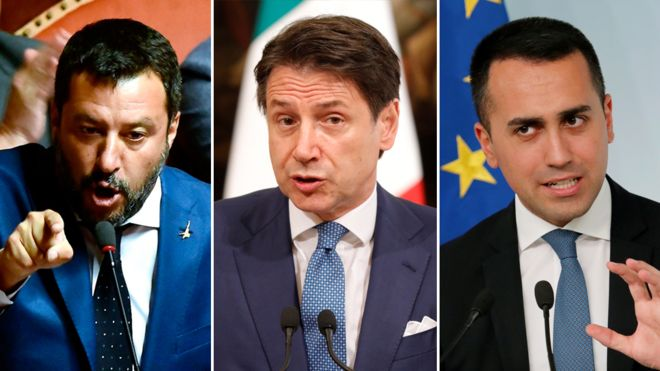 Italy's Government Collapsed