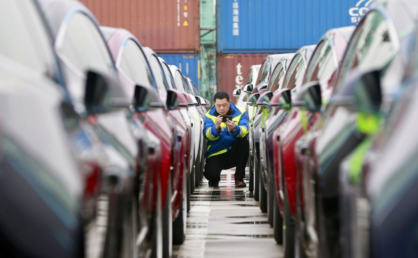 China's Trade Slump Eases In March, But Pandemic Set To Deepen Export Downturn
