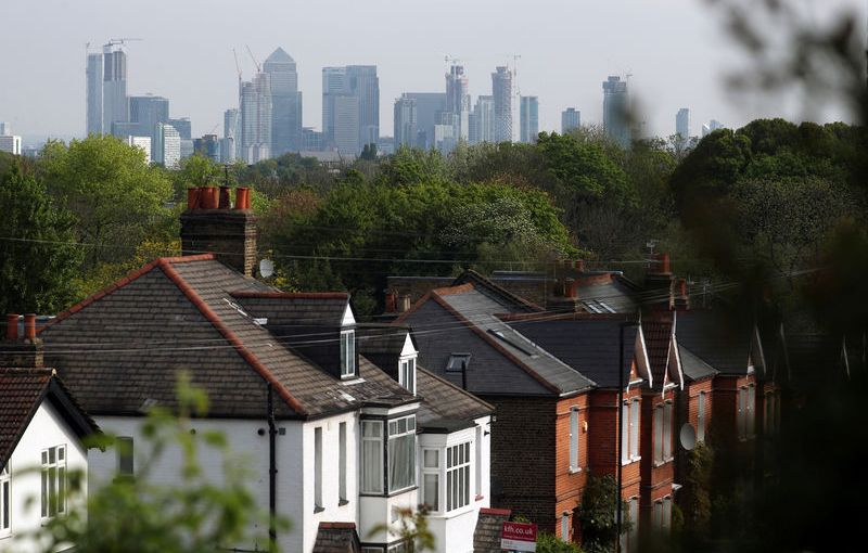Uk House Prices: British House Prices Rose inAugust