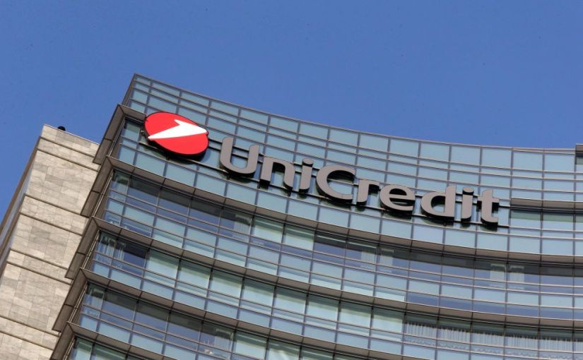 UniCredit To Cut 8,000 Jobs