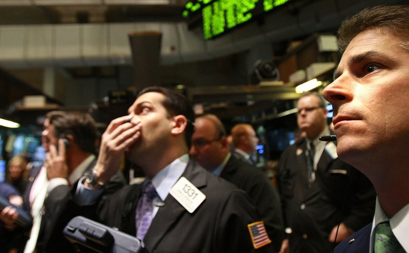 Financial Markets Tumbles Again On Recession Fears