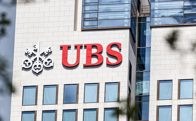 UBS Reports Net Income Up 40% As Market Volatility Leads To Higher Trading Volumes